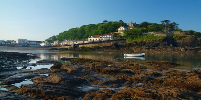 combe martin tide out walk cranleigh house bnb