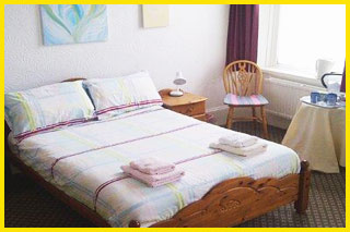 we offer vegetarian Bed & Breakfast with Healthy 'Add ons'